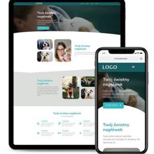 Strona internetowa dla kliniki weterynaryjnej