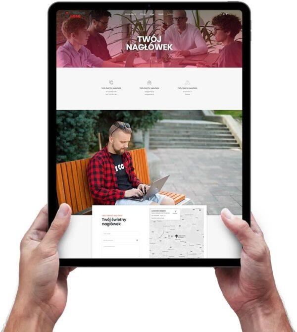Strona internetowa dla firmy i spółek 7