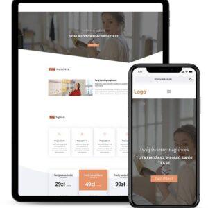 Strona internetowa dla księgowego