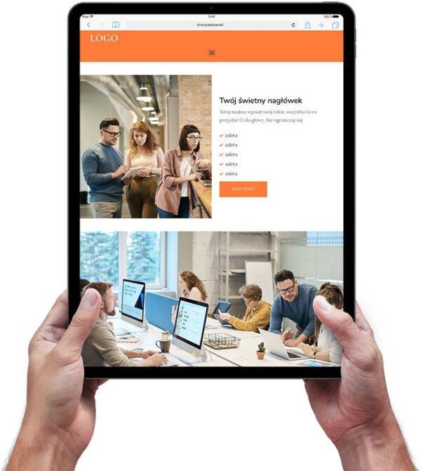Strona internetowa dla firmy 5